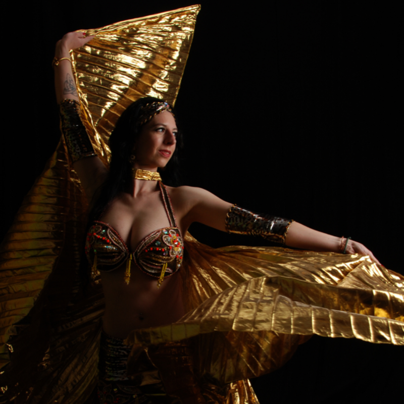 How Dianne Nault Built Belly-Dancing in to a Business